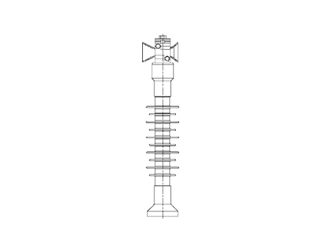 Izolator compozit tip suport Maira C 060